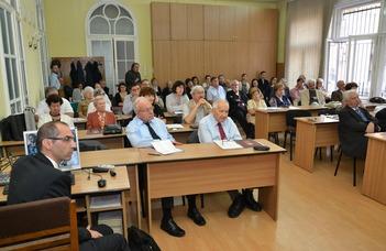 Kutatócsoportunk tagjai előadást tartottak Imreh István születésének 100. évfordulójára rendezett konferencián