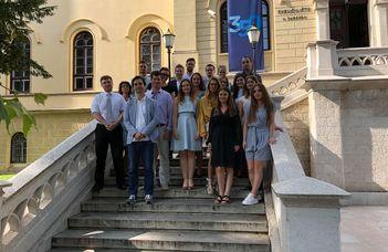 Bódiné Beliznai Kinga előadást tartott a 4. horvát-magyar szemináriumon