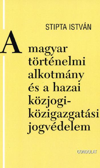 Megjelent a Jogtörténeti értekezések 44. kötete
