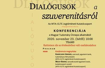 Dialógusok a szuverenitásról