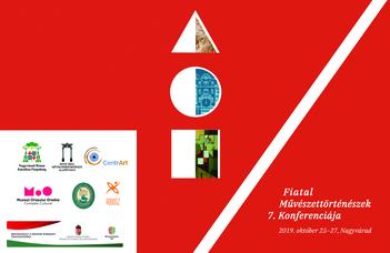 Megyeri-Pálffi Zoltán előadást tartott a Fiatal Művészettörténészek Konferenciáján Nagyváradon