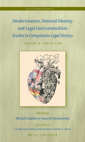 Beke-Martos Judit és Képessy Imre tanulmányai jelentek meg a Legal History Library c. sorozat legfrissebb kötetében
